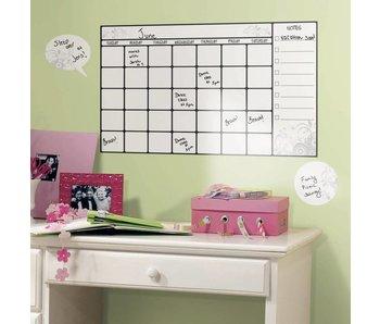 Whiteboard kalender