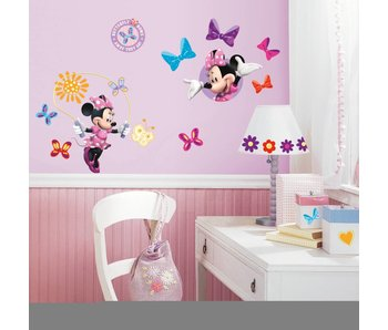 Disney Minnie Mouse muurstickers