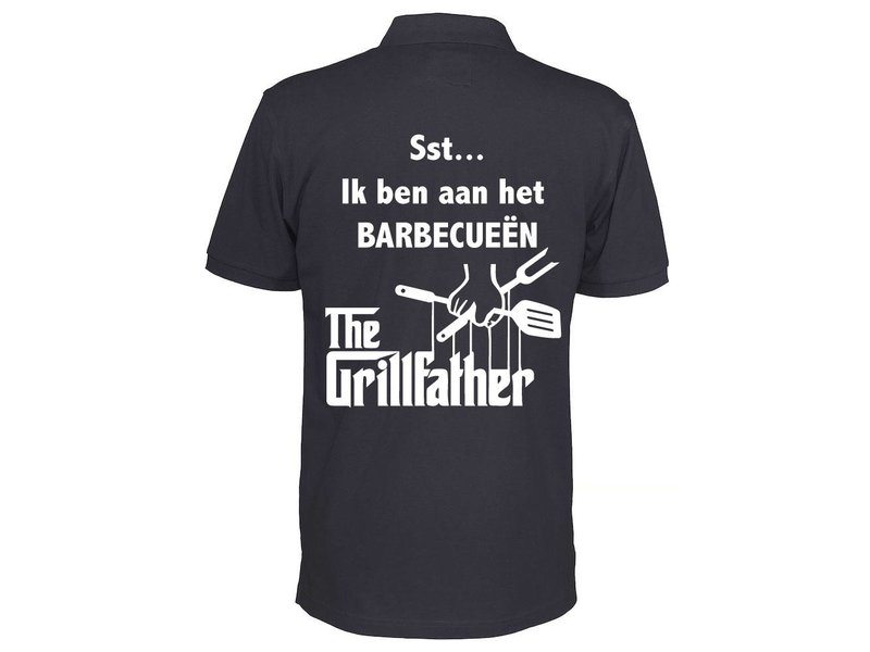 BBQ grillfather polo