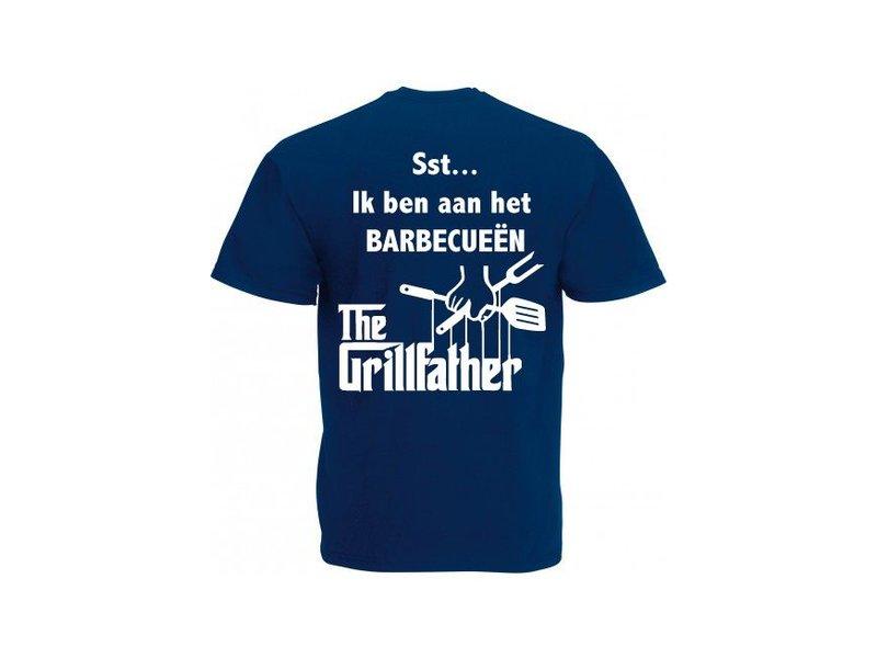 BBQ grillfather shirt