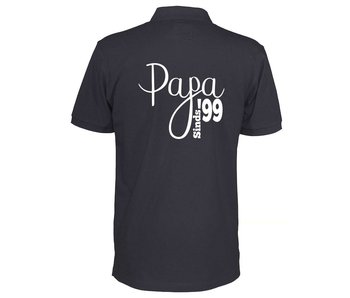 Papa sinds polo