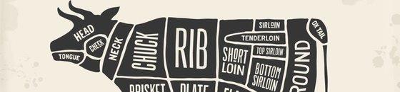 Slagers en BBQ stickers