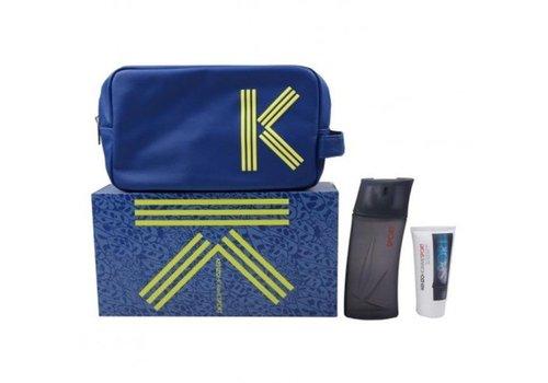 Kenzo Kenzo Sport For Men - 3 delig - Geschenkset