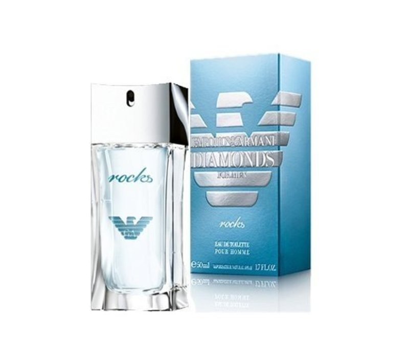 Emporio Diamonds Rocks - Eau de Toilette 50 ml