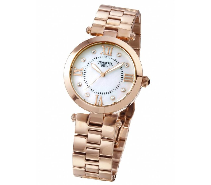 The Orsay Rose Gold/Pearl