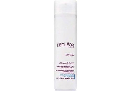Decleor Decleor Aroma Cleanse 3In1 Hydra Radiance Mousse 100ml