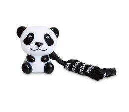 Pandasia Panda Schlüsselband mit LED-Lampe