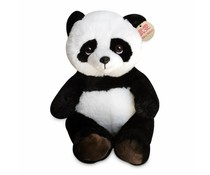 Pandasia Kuscheltier Panda Wu Wen sitzend 28 cm