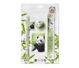 Pandasia Stationery set- set of 6