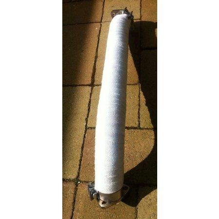 Heat Shieldings Wit 5cm x 10m Hitteband