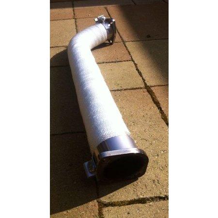 Heat Shieldings Thermoband weiß 5cm x 10m