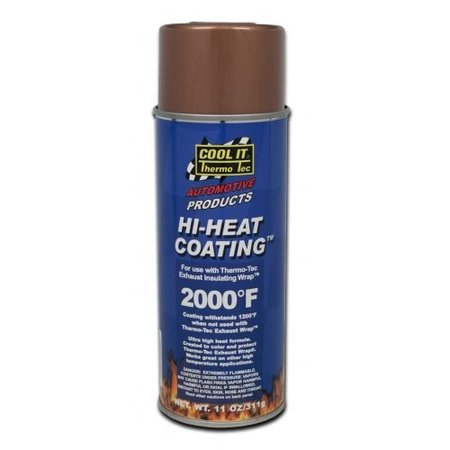 Thermo-Tec Hi-Heat Coating 1100℃