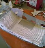 Heat Shieldings 5mm Hittebestendig schild geluiddempend met aluminium toplaag hittebestendig.