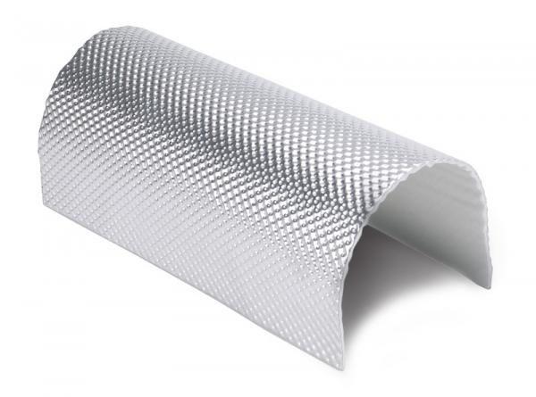 Hittewerende Mat Geluiddempend Met Aluminium Toplaag
