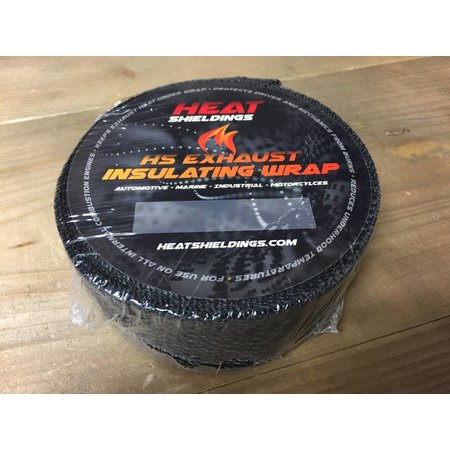 Heat Shieldings Schwarzes Graphit-Thermoband 5cm x 30m