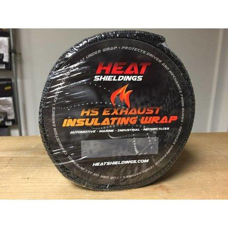 Heat Shieldings Schwarzes Graphit-Thermoband 5cm x 10m