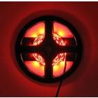 2m LED Strip 60 Led Rood Compleet