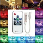 ledstrip 5m rf RGB 5050 compleet