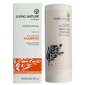 Living Nature In Balans Shampoo 200ml