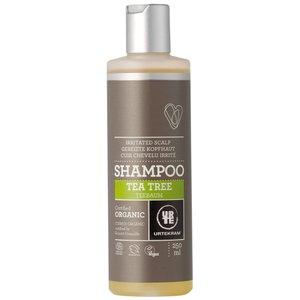 Urtekram Tea Tree Shampoo 250ml of 500ml