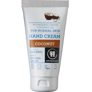 Urtekram Handcrème Kokos 75ml