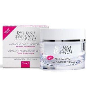 Rio Rosa Mosqueta Anti-Aging Dag- & Nachtcrème 50ml