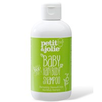 Petit&Jolie Baby Haar & Body Shampoo 50ml of 200ml