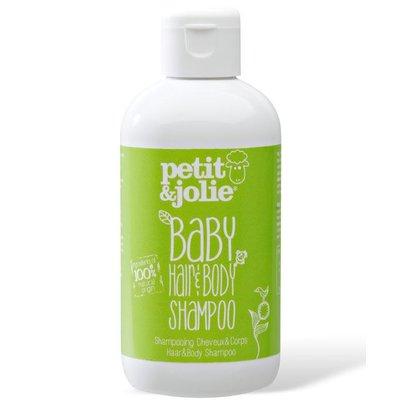 Petit&Jolie Baby Haar & Body Shampoo 50ml of 200ml