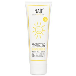 NAÏF Baby+Kids Sunscreen SPF50 100ml