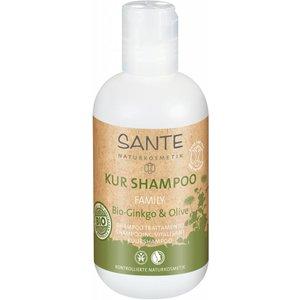 Sante Family Bio Ginkgo Olijf Kuur Shampoo 200ml/500ml/950ml