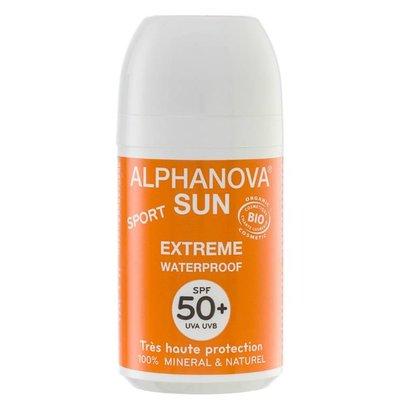 Alphanova SUN Bio Roll-on Sport SPF50+ 50g