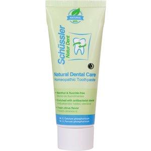 Schüssler Natur Cosmedics Natur Dent Homeopathische Tandpasta 75ml