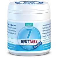 Denttabs Tandenpoets Tabletten zonder Fluoride 125st.