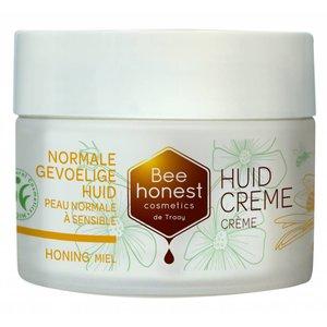De Traay Bee Honest Huidcrème Honing 100ml