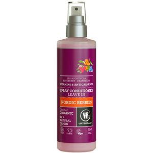 Urtekram Nordic Berries Spray Conditioner 250ml