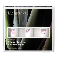 Santaverde Facial Care Starter Set 3x15ml