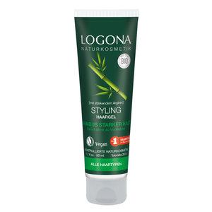 Logona Styling Haargel Bamboe 50ml
