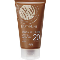 Earth-Line Argan Bio Sun Face & Body SPF20 150ml