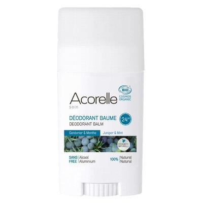 Acorelle Deodorant Balsem Jeneverbes & Munt 40g