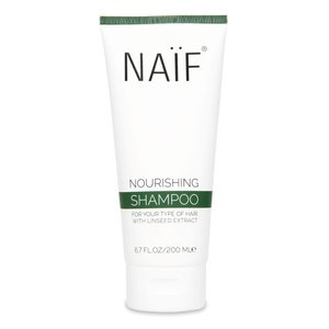 NAÏF Nourishing Shampoo 200ml