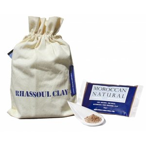 Moroccan Natural Rhassoul Clay 200g