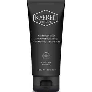 Kaerel Shampoo & Douchegel 200ml
