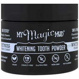 My Magic Mud Whitening Toothpowder 30g