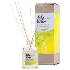 We Love The Planet Diffuser Darjeeling Delight 50ml/200ml/Navulling