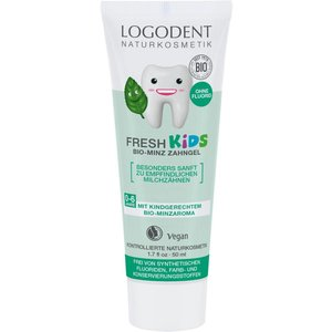 Logona Fresh kids Biologische Munt Tandpasta 50ml