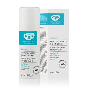 Green People Fruitful Nights Night Cream 50ml