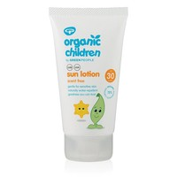 Green People Organic Children Sun Lotion SPF30 Scent-Free 150ml