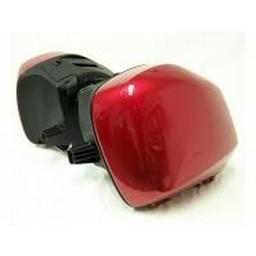 VFR1200 Pannierset Candy Red New