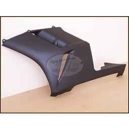 CBR1000RR Fireblade Verkleidung Unter Links Grijs mat
