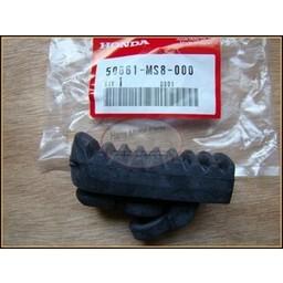 XRV750 Africa Twin Fodstøtte Gummi Front fodhviler Ny